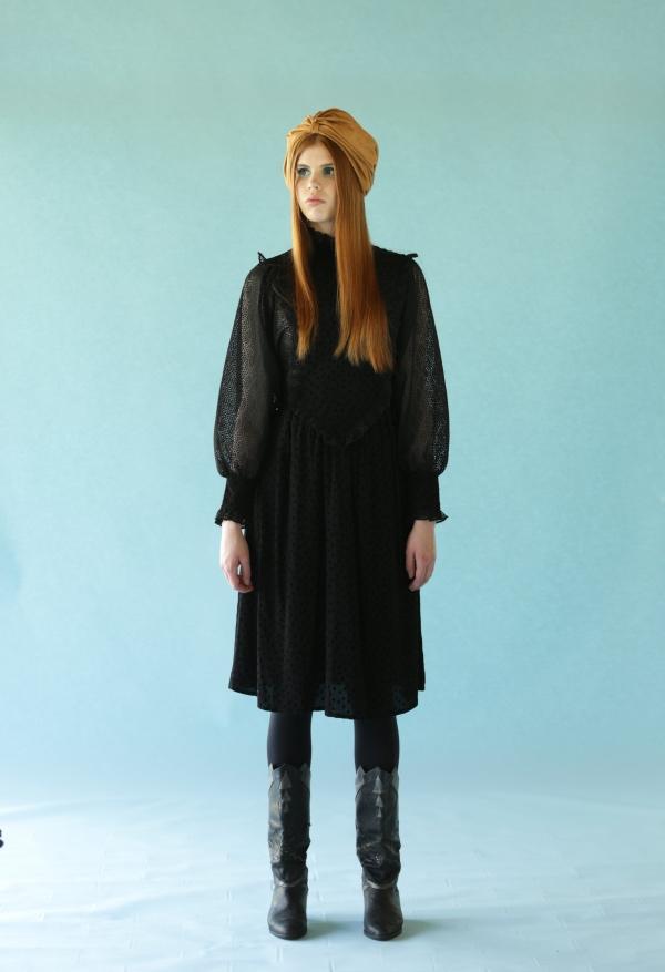 Musta mekko Ivana Helsinki Ada