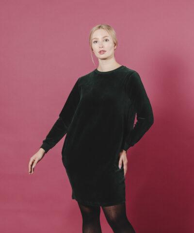 Naisten Velourmekko Aarre