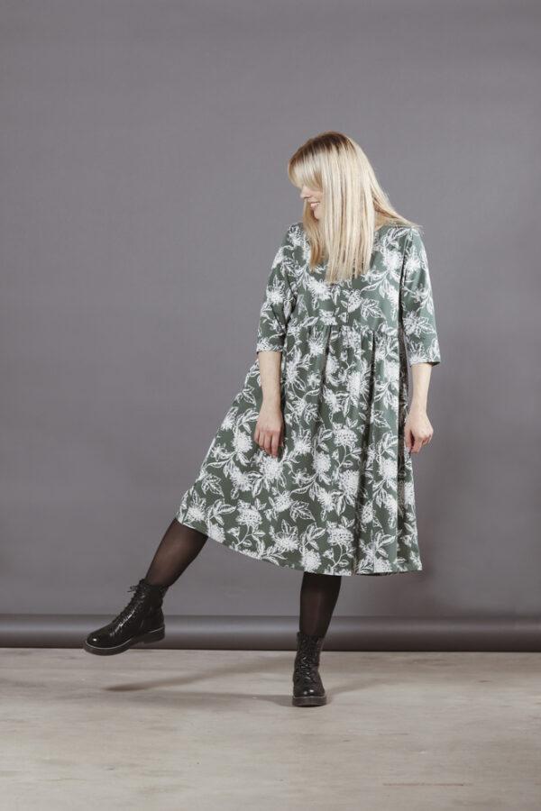 Puuvillatehdas Olivia mekko