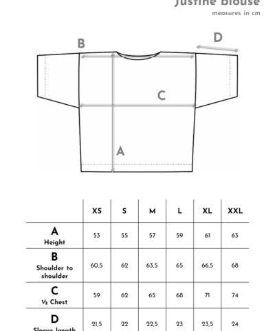 Pellavainen laadukas pusero