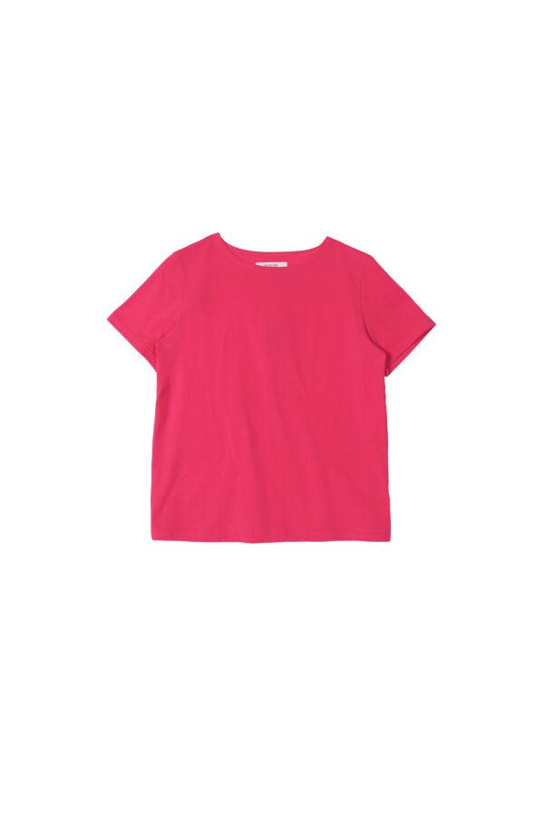 Laadukas puuvillainen t-paita