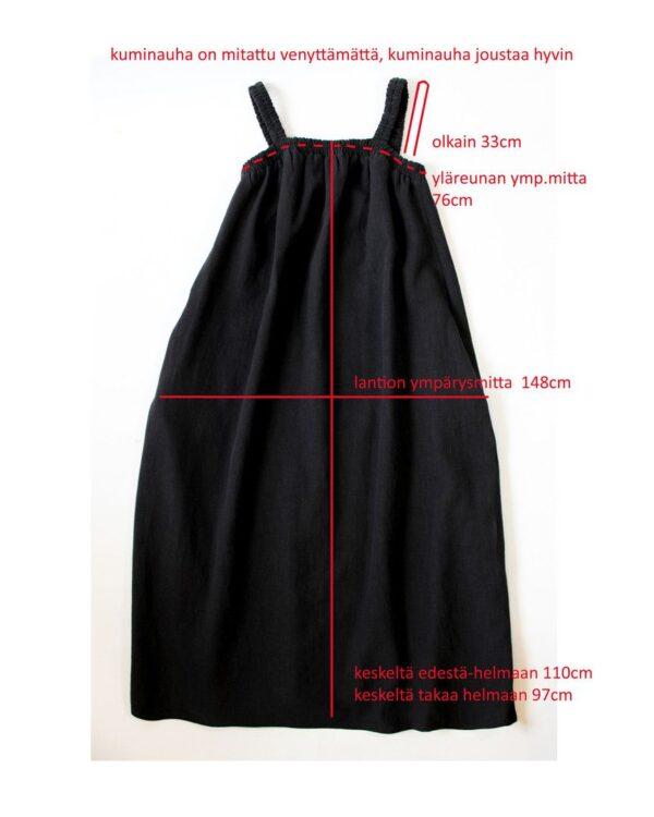 Laadukas kotimainen mekko suomessa valmistettu