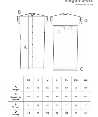 Lyocell mekko suomalaista designia