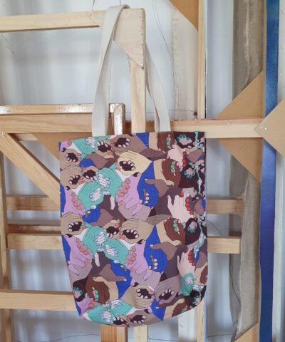 Suomessa valmistettu laadukas kanvaskassi
