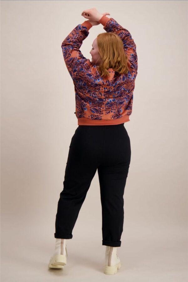 Laadukas luomupuuvillainen swetari
