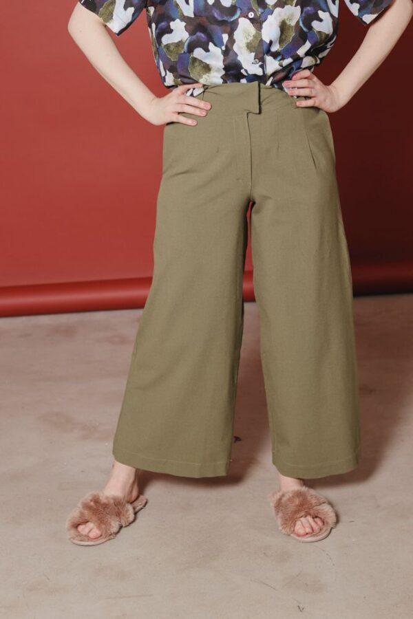 Naisten laadukkaat ja mukavat housut